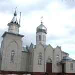 Свята-Мікалаеўская царква в.Замшаны