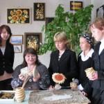 Школа майстэрства для вясковай дзетвары