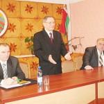 Старшыня Нацбанка РБ Пётр Пракаповіч наведаў Маларыцкі раён.