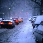 Погодные условия влияют на безопасность на дороге
