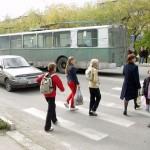 Единый день безопасности дорожного движения под девизом: «Водитель-пешеход: общение по правилам!»