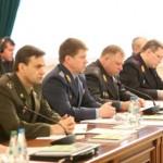 Лукашэнка адобрыў  новую Ваенную дактрыну  Беларусі