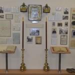 Гісторыя царквы –  у  музеі