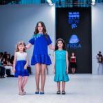 Юная модніца з Маларыты