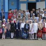 Лінейка  ў  нядзельнай  школе