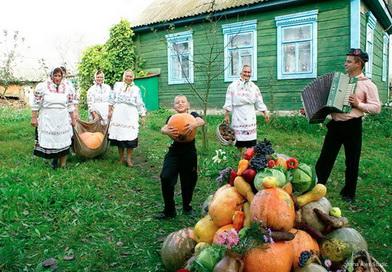 Праздник деревни