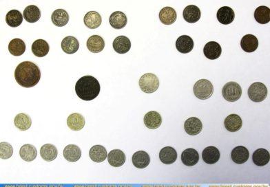 Гражданин Чехии пытался вывезти из Беларуси раритетные монеты и купюры (видео)