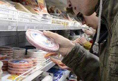 Проверяйте в магазинах хотя бы срок годности продуктов!!!