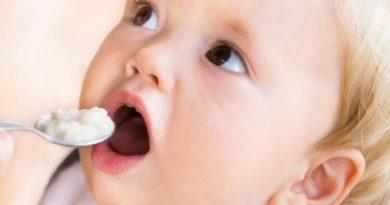 Правильное питание: родители, не навредите ребёнку!!!!!