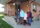 Трудолюбие и красота семьи Савчук из Збуража