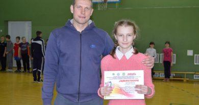 Отцы и дети: Сергей и Полина Остапук