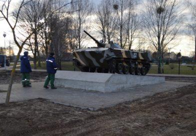 Памятный знак воинам-интернационалистам торжественно откроют в Малорите 22 декабря