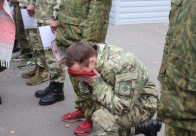 Элита Белорусской армии или Как сдают на краповый берет (видео)