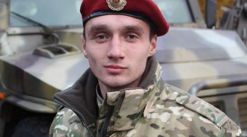 ЗНАЙ НАШИХ! Виктор Федорук из Малориты получил право носить КРАПОВЫЙ БЕРЕТ! (дополнено)