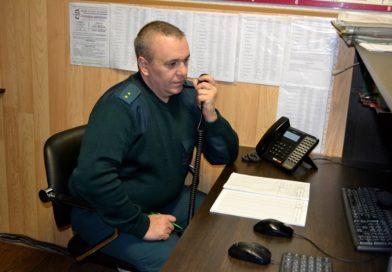 Виталий Крень — один из лучших диспетчеров РОЧС Брестчины