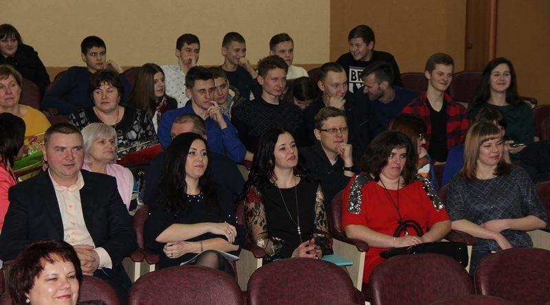 Встреча выпускников в Луковской СШ (фоторепортаж)