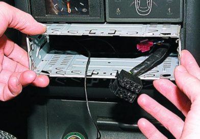 В Малорите из «Ауди» украли автомагнитолу