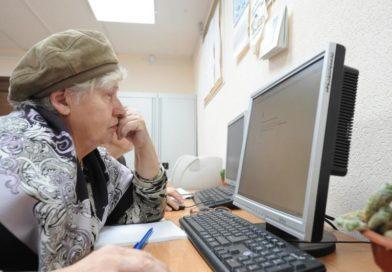 В Малоритском районе бабушки и дедушки хотят быть в сети