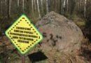 Дзе ў Маларыцкім раёне  чорт  камень  згубіў?