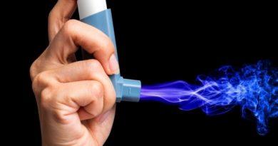 Бронхиальная астма — у почти 200 жителей Малоритского района
