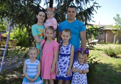 Пяць сонейкаў Наталлі і Дзмітрыя Віннічукоў з Маларыты