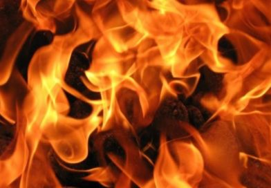 В Чернянах горела хозпостройка (Малоритский район)