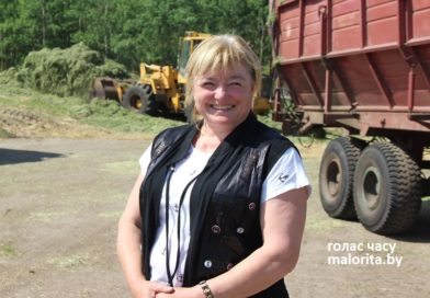 Жизнь как есть: Татьяна Бурштын поменяла магазин на молочную ферму (Малоритский район)