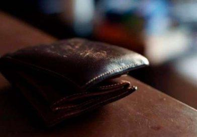 У жителя Малориты из дома украли кошелёк