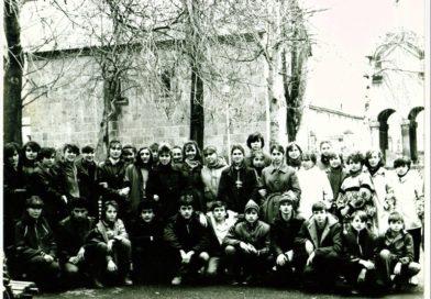 «Как и 30 лет назад, думаем о мире» Клуб «Гагаринцы» (Малоритский район)