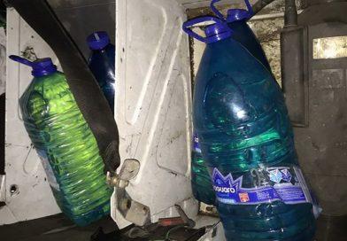 Украинца задержали в ПТО «Мокраны» за топливо (Малоритский район)