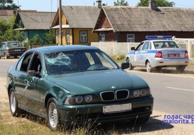Завершено расследование уголовного дела по факту ДТП на улице Энгельса (г. Малорита)