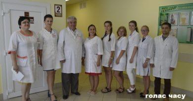 В учреждениях здравоохранения Малоритского района приступили к работе молодые специалисты