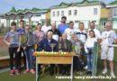 У Маларыце прайшоў турнір па тэнісе ў гонар Анатоля Крысіна