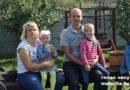 «Двор в стиле «ретро». Семья Александра и Алеси Харик из Орехово (Малоритский район)