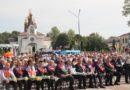 Делегация Малоритского района на областных «Дожинках — 2018» (фоторепортаж)