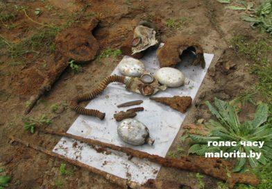 Останки советских бойцов будут перезахоронены на территории Малоритского района