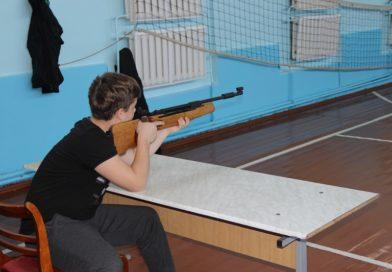Лучшие стрелки — в Ляховцах (Малоритский район)