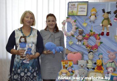 «Чудо-куклы» Открылась выставка авторских работ жительниц Малоритского района