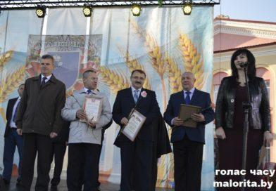 Победители ежегодного конкурса по благоустройству (Малоритский район)