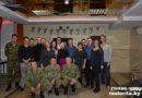 «Мозговой штурм» от пограничников, спасателей и активистов БРСМ (Малоритский район)