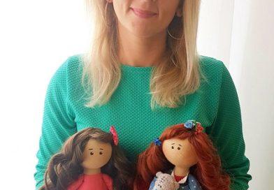Харизматичные куклыСветланы Шумилиной (Малоритский район)