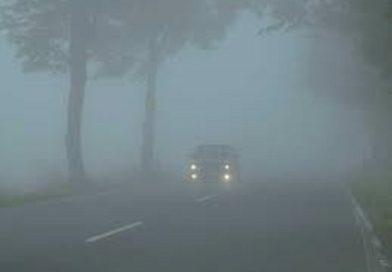 Будьте осторожны: осенний туман (Малоритский район)