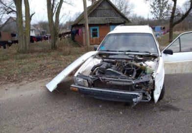 «На ровном месте» Житель Радежа спровоцировал аварию  (Малоритский район)