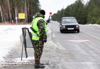 Житель Брестского района пытался скрыться от пограничников