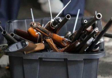В Замшанах обнаружен тайник с оружием (Малоритский район)