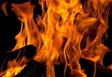В Пожежине сгорело 450 кг. соломы (Малоритский район)