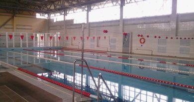 В спорткомплексе «Жемчужина» меняется график посещения бассейна (Малорита)