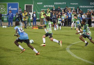 Беларусь принимает участие в седьмом сезоне «Футбол для дружбы»