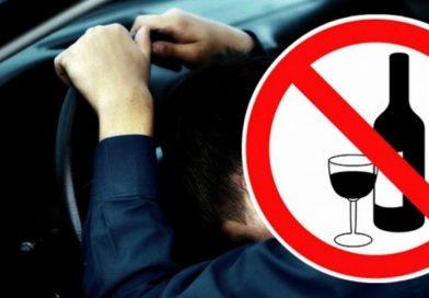 «Пьяный за рулём» Житель Бреста лишится работы (Малоритский район)