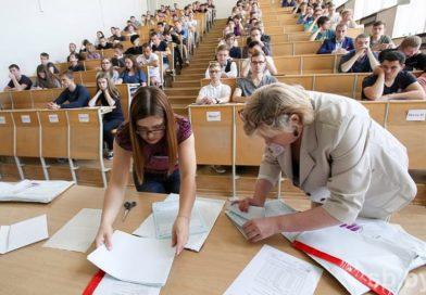 ЦТ в Беларуси стартует 11 июня
